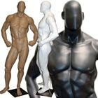 Muscle Bodybuilder Mannequin in Tone & Flex Pose